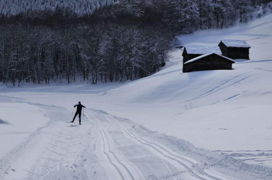 Winter Package - Cross-Country Skiing – Skating